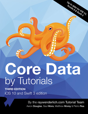 Core Data by Tutorials