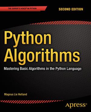 Python Algorithms, 2nd Edition