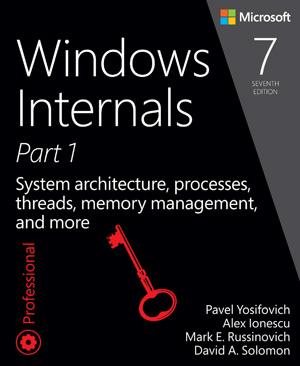 Windows Internals, Part 1, 7th Edition