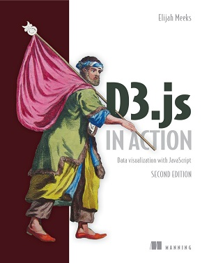 D3.js in Action, 2nd Edition