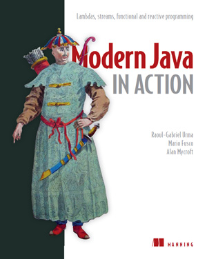 Modern Java in Action
