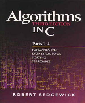 Algorithms in C, Parts 1-4, 3rd Edition