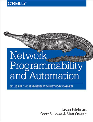 Network Programmability and Automation